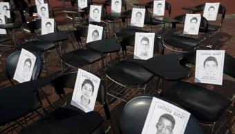 Gobierno de México reitera compromiso para aclarar caso Iguala