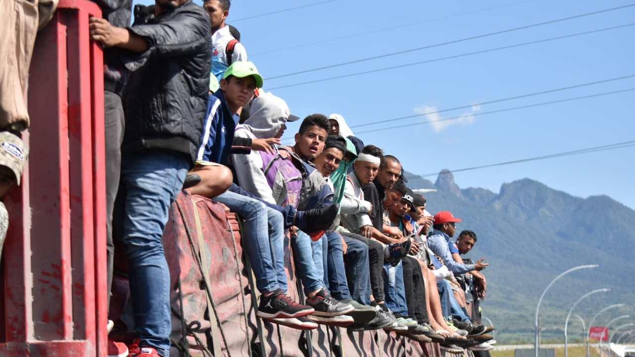 migrantes jalisco llegan nayarit embajador honduras