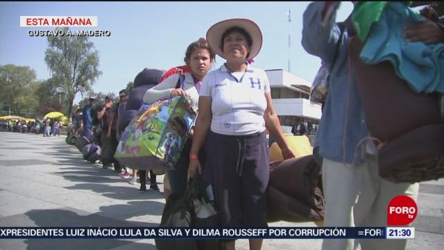 Centroamericanos aceptarán empleos en Ciudad de México