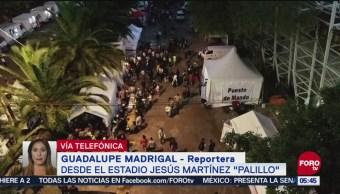 Cerca de 400 migrantes sí saldrán de la CDMX este viernes