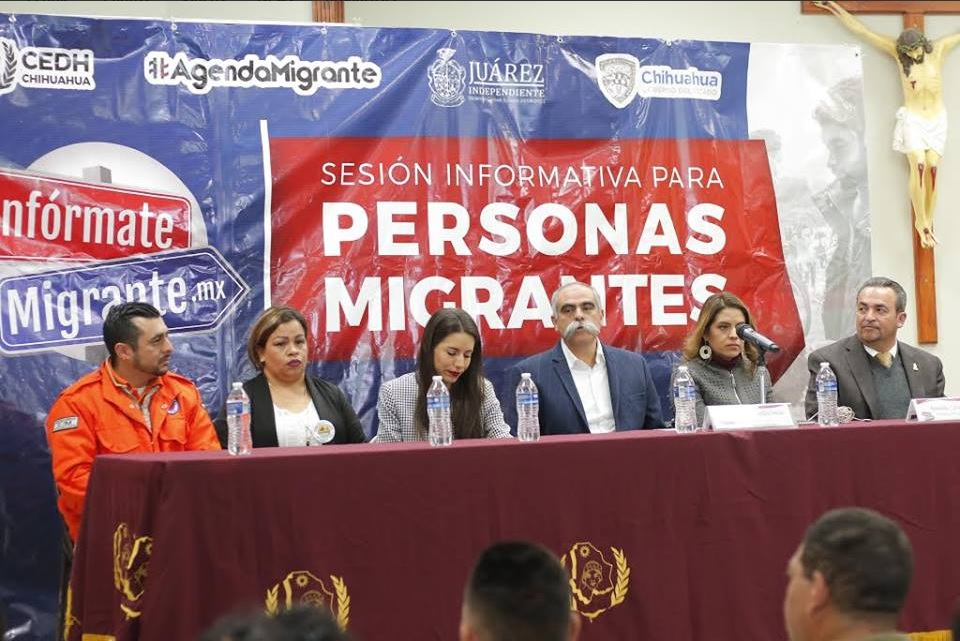 Chihuahua, en alerta por llegada de miembros de caravana migrante