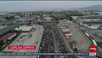 Cierran Cruce Fronterizo San Ysidro Caravana Migrante