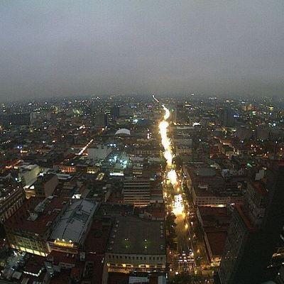 Prevén caída de nieve en zonas montañosas del Valle de México