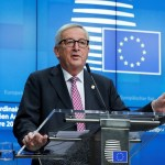Brexit: Juncker, es un día triste tras firma