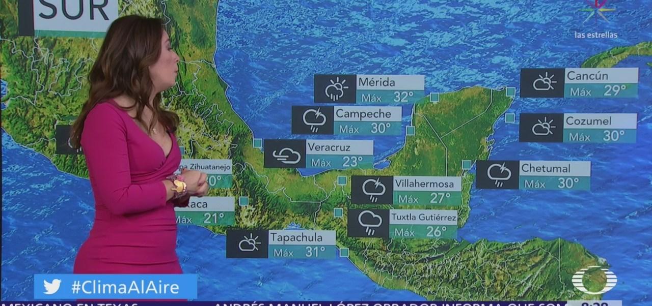 Clima Al Aire: Frente frío 10 causará frío en el Valle de México