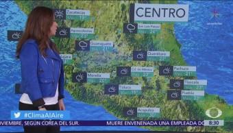 Clima Al Aire: Tormenta tropical 'Xavier' provoca lluvias