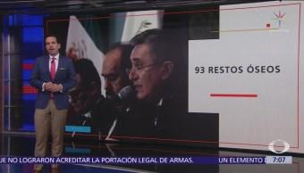 CNDH presenta su investigación sobre desaparición de normalistas de Ayotzinapa