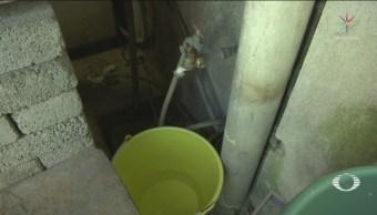 Comienza Restablecerse Suministro Agua Zonas Cdmx