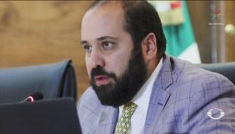 Comisionado INAI Murió Tras Caída Quinto Piso