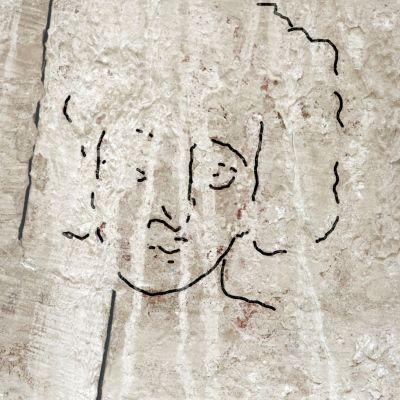 Hallan representación de Jesucristo sin barba y con pelo rizado en Israel