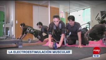 Conozca la técnica de electroestimulación muscular