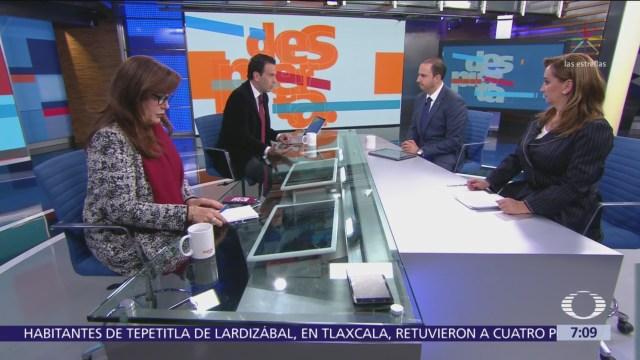Consulta ciudadana, análisis de Massieu, Cortés y Polevnsky en Despierta
