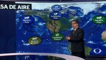 Continuarán Las Bajas Temperaturas En México