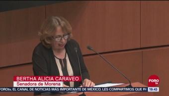 Critican Abuso Comisiones Bancarias Bertha Alicia Caraveo