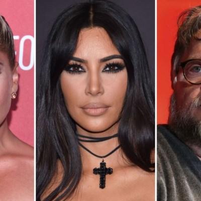 Desalojan por incendios en California a Guillermo del Toro, Kim Kardashian y Lady Gaga