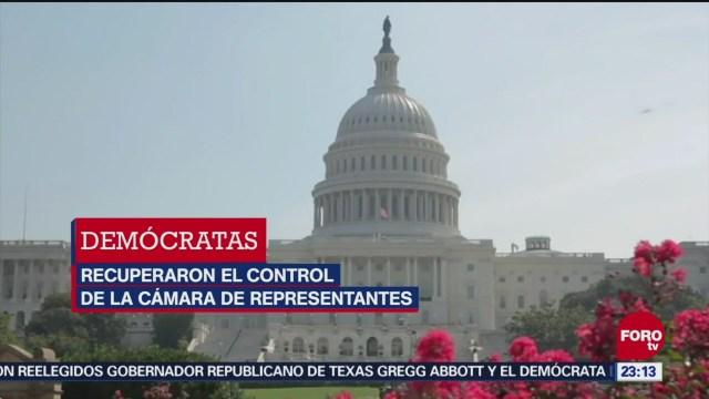 Demócratas Frente Recuperación Contrapeso Estados Unidos