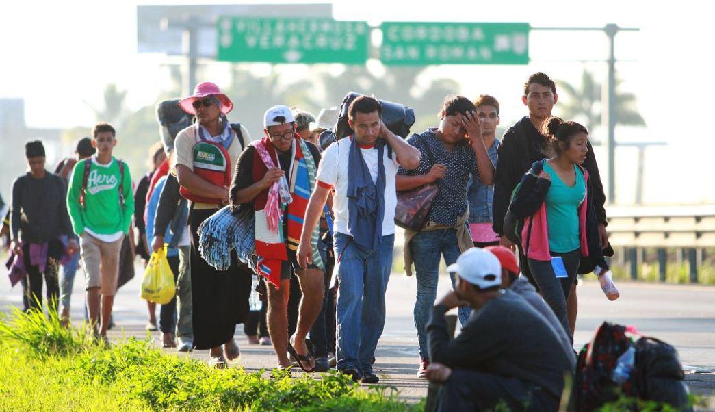 Posibles casos de dengue en migrantes hondureños en Veracruz