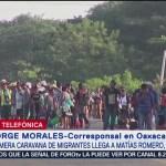 Detienen a 47 migrantes en Huixtla, Chiapas