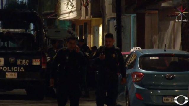 Detienen a 5 jóvenes por robo a casa en Iztacalco,