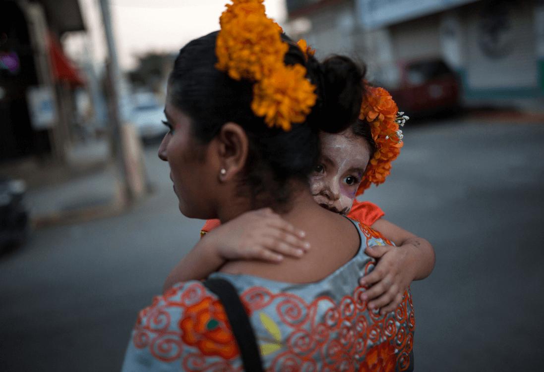 Día de Muertos en México. (AP)