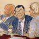 Exagente de aduanas testifica en juicio a El Chapo