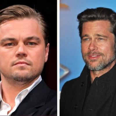 Leonardo DiCaprio y Brad Pitt piden votar en elecciones de Estados Unidos