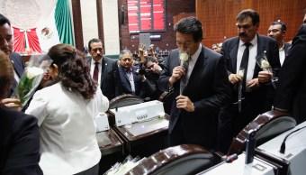 Diputados aprueban formato para toma de protesta