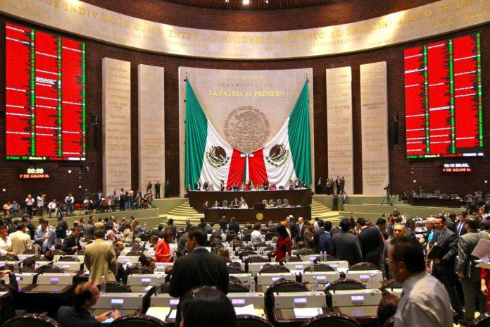 Cámara de Diputados suspende sesión por muerte de hija de legisladora