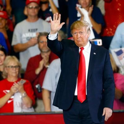 Trump enfrentará grandes desafíos en las elecciones de este martes