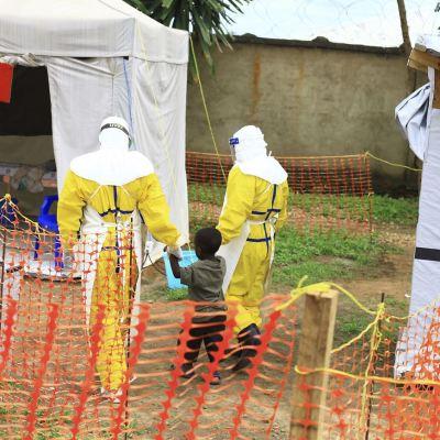 OMS advierte que el fin del ébola en el Congo está lejos
