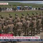 """Ejército estadounidense alista operación """"Patriota fiel"""""""