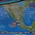 El Clima A las Tres con Daniela Álvarez del 5 de noviembre de 2018