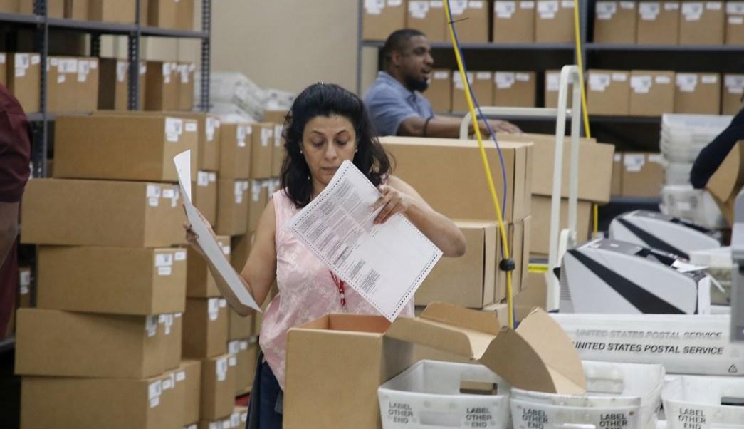 Florida tendrá recuento en elecciones a senador y gobernador