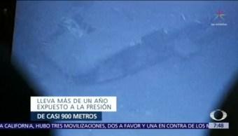 Encuentran el submarino ARA San Juan en el fondo del océano