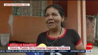 Entregan 6 Migrantes Autoridades Cometer Delitos