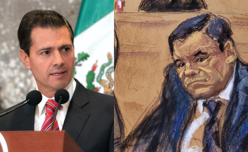 Presidencia responde a acusaciones del abogado de 'El Chapo' Guzmán: Falso, que EPN recibió sobornos