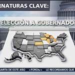Estados clave en las elecciones intermedias en EU