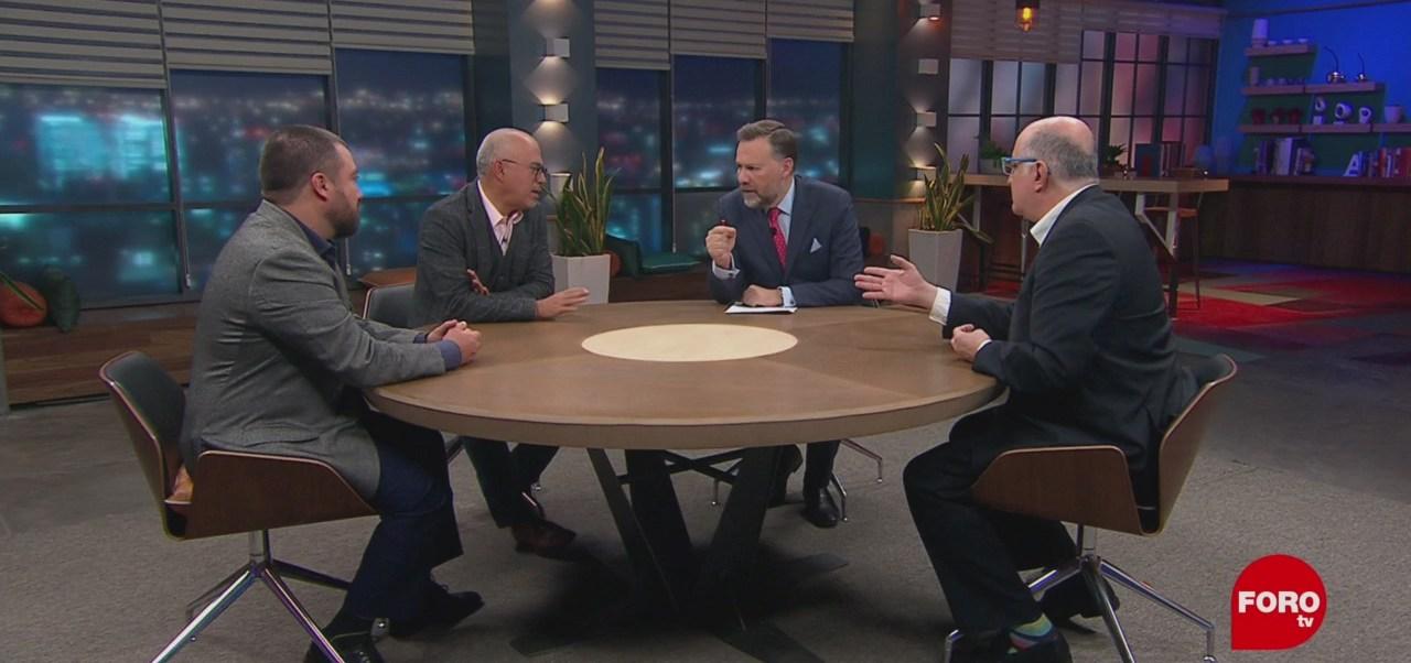 Economía Mexicana Gobierno AMLO Mesa Encuesta