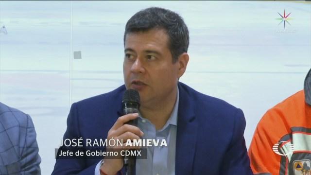 Fin De Semana Restablece Suministro Agua Cdmx