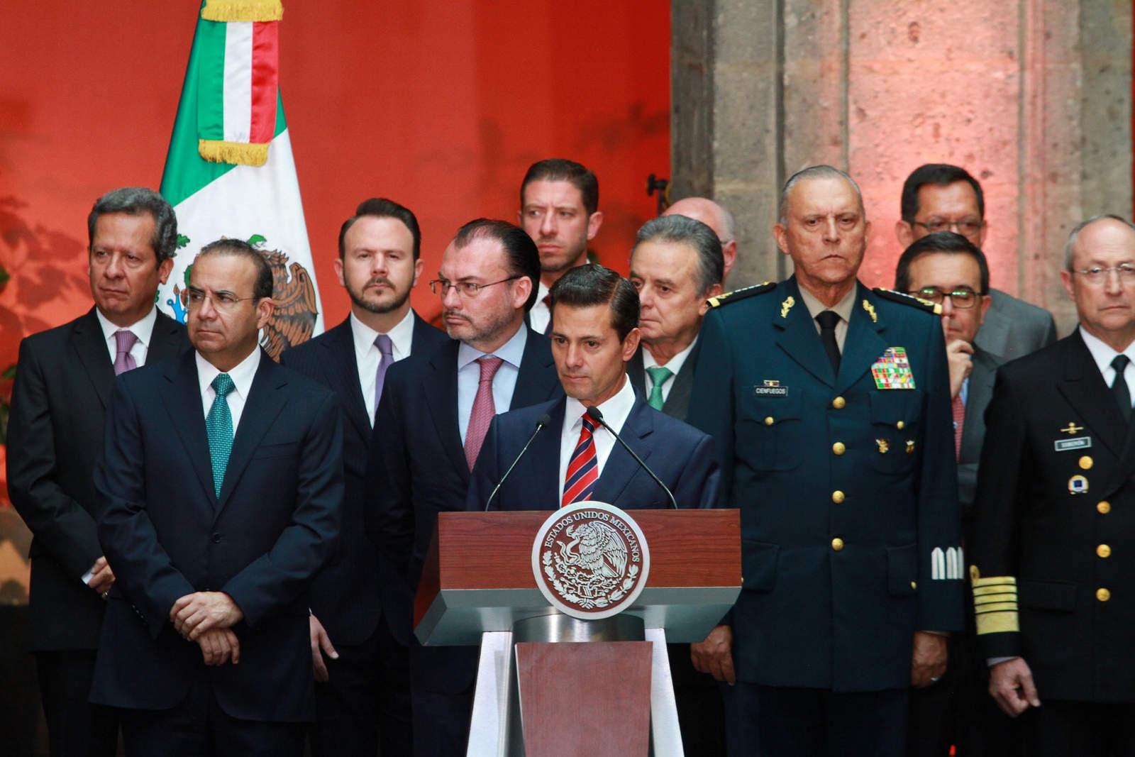 Personas cercanas Peña Nieto durante su sexenio y su futuro