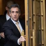 Exabogado de Trump se declara culpable de mentir