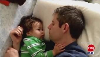 Extra, Extra: Dormir con bebés trae beneficios