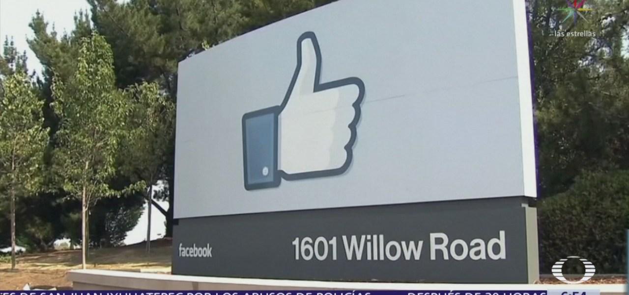 Facebook registra caída en todo el mundo