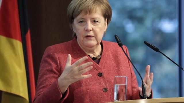 Merkel no asistirá a G20 tras aterrizaje de emergencia