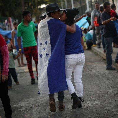 Abogados estadounidenses viajarán a México para asesorar a caravana migrante