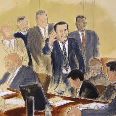 Tuits sobre juicio de 'El Chapo' generan tensión entre abogado y fiscales