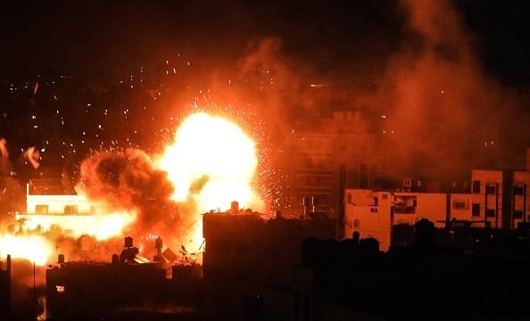Gaza: Un israelí muerto y dos heridas por cohetes lanzados