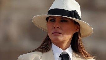 Melania Trump gastó 95 mil dólares en hotel de El Cairo