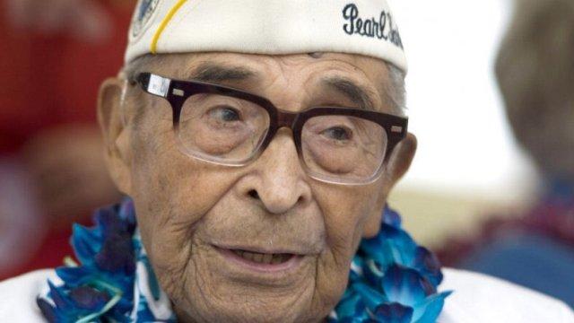 Muere el superviviente más longevo de Pearl Harbor