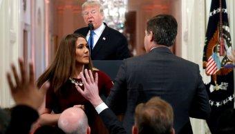 Casa Blanca impone reglas a periodistas en ruedas de prensa